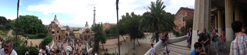 Барселона Гауди