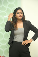 Actress Eesha Looks gorgeous in Blazer and T Shirt at Ami Tumi success meet ~  Exclusive 146.JPG