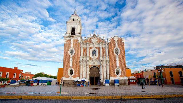 Santuario Basílica  Tlaxcala Ocotlán