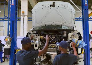Inside Rwanda's special Volkswagen Assembly Plant