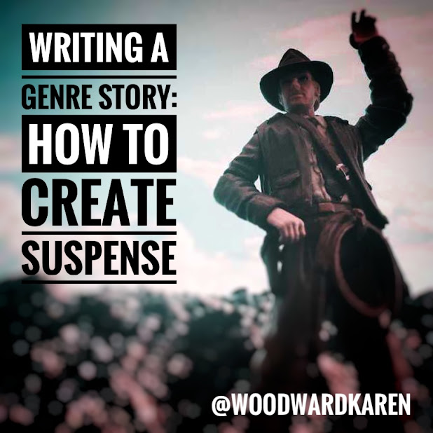 Writing a Genre Story: How to Create Suspense