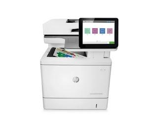 HP Color LaserJet Enterprise MFP M578f Driver Download, Review