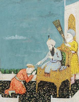 Qaiqabad, Sultan of Delhi