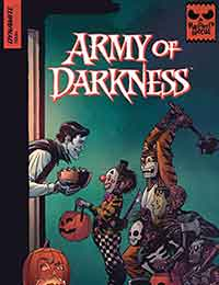 Army of Darkness: Halloween Special Comic