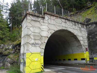 Tunel Cheile Bicazului