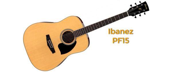 Ibanez PF15 Guitarras Acústicas Baratas