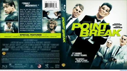 Caçadores de Emoção - Além do Limite (Point Break) Torrent – BluRay Rip 720p Legendado (2015)