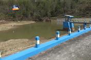 Embung Menyusut, Puluhan Hektar Sawah Dibiarkan Kering