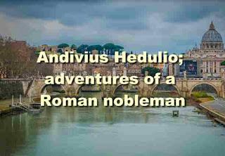 Andivius Hedulio;