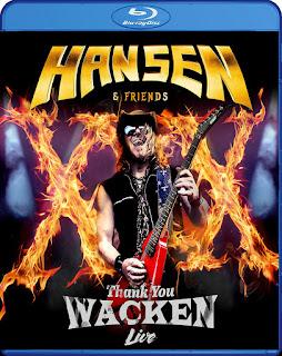 Hansen & Friends: Thank you Wacken Live [BD25]