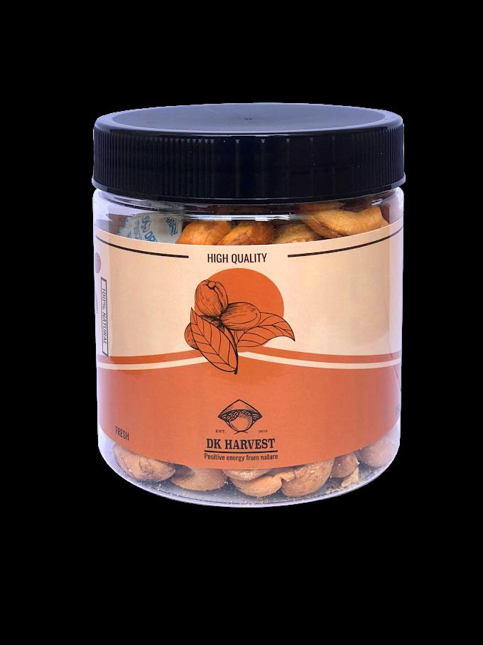 Nhân Hạt Điều Rang - Cashew Nuts