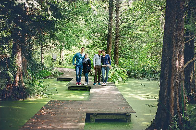 Botanischer Garten - Bochum