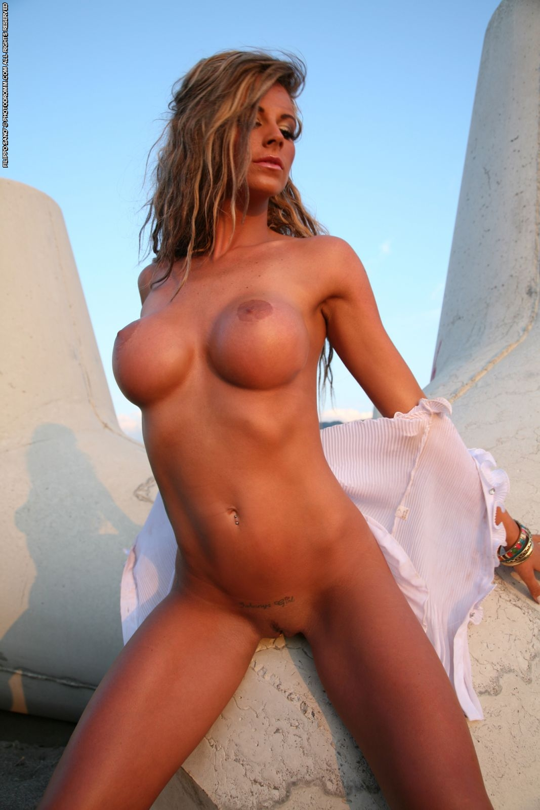 Photodromm - 2010-01-27 - JODIE - WHITE 2 - Nude Ass Pussy ...