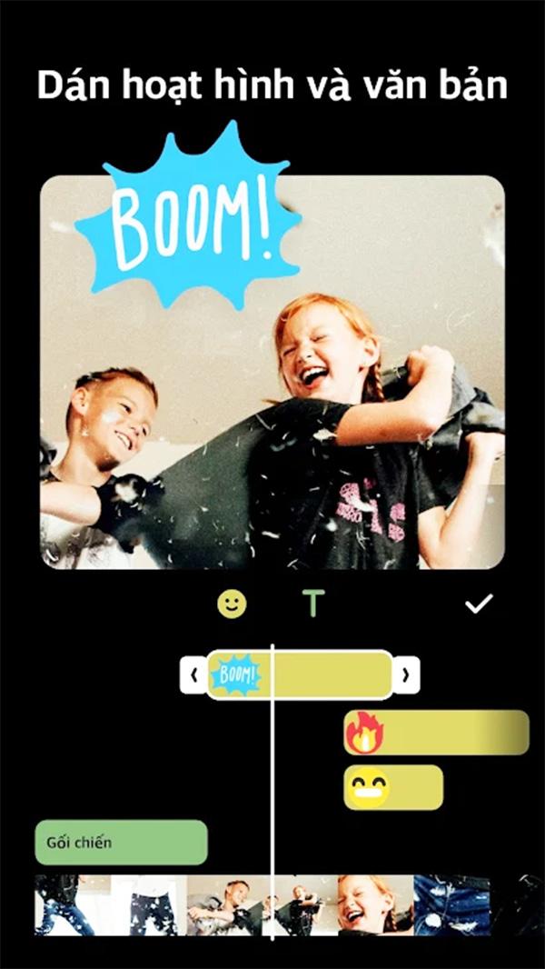 InShot App - Chỉnh sửa video, ghép nhạc vào ảnh tốt nhất trên Android d