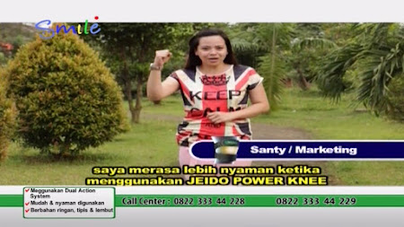 Frekuensi siaran Smile Home Shopping TV di satelit Palapa D Terbaru