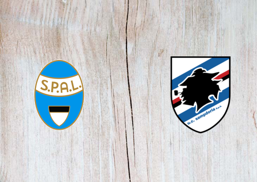 SPAL vs Sampdoria -Highlights 4 November 2019