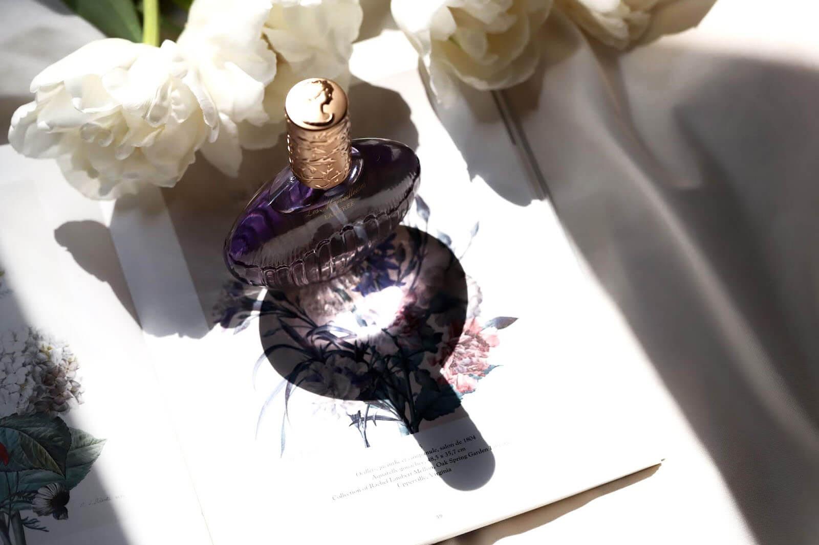 Ladurée Les Merveilleuses Le Parfum test