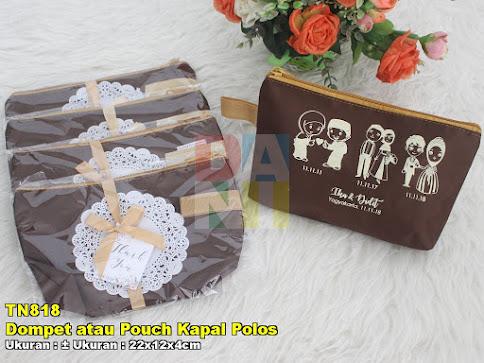 Dompet atau Pouch Kapal Polos