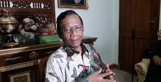 Enzo Diterpa Isu Terkait HTI Lolos Taruna Akmil, Mahfud MD: TNI Kecolongan