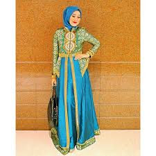 Model Baju Muslim Modis dan Trendy