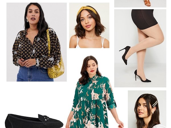 My favourite plus size summer fashion buys
