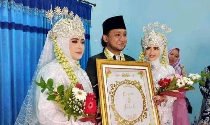 Klarifikasi Pria Menikahi 2 Wanita Yang Viral di Madura
