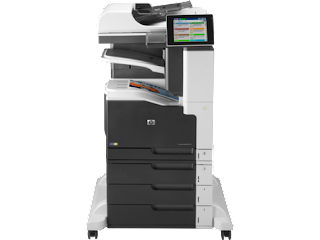 Download HP LaserJet Managed MFP M775fm drivers