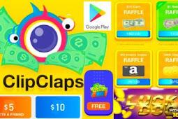 Cara Mendapatkan Uang dari Aplikasi ClipClaps