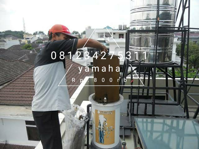 Service filter air yg yamaha