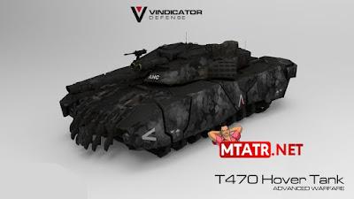 MTA SA T-470 Hover Tank