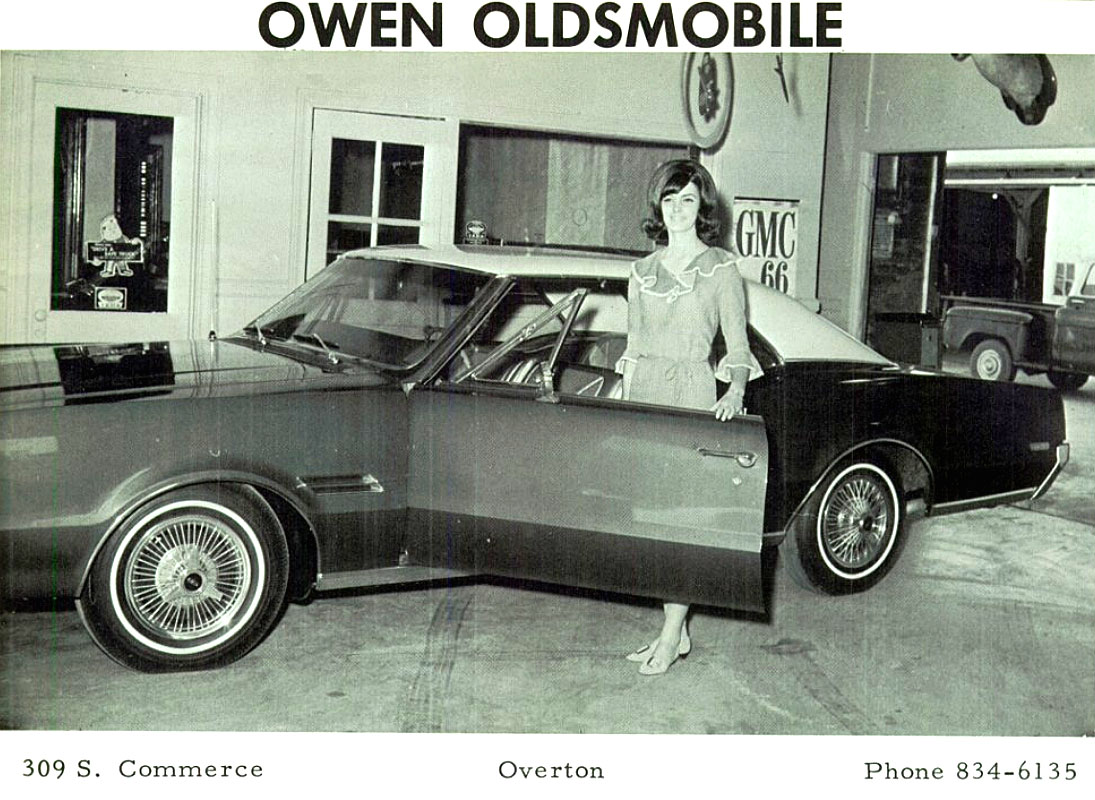 Oldsmobile image by James Billow Car dealership