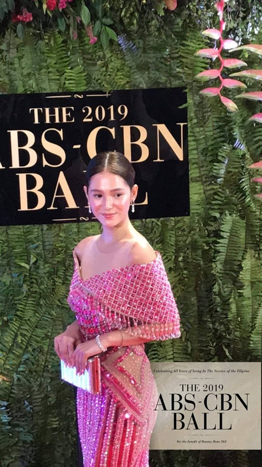 Barbie Imperial ABS-CBN Ball