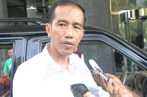 Jokowi Diam Ditanya Soal Proyek Meikarta
