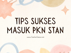 Tips Sukses Masuk PKN STAN