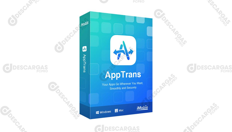 AppTrans Pro v2.0.0.20210722, Transfiera WhatsApp y todas sus aplicaciones a través de iPhones y teléfonos Android
