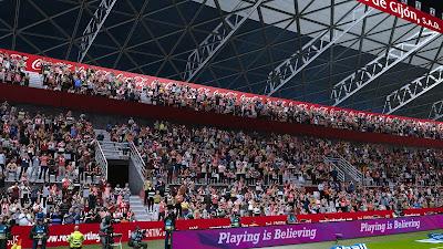 PES 2020 Stadium El Molinón