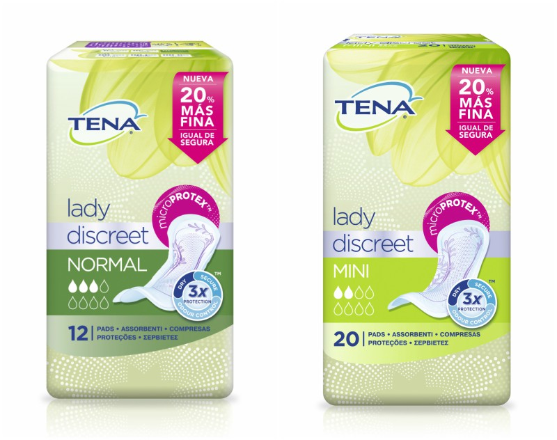 incontinencia urinaria uso discreto y fino