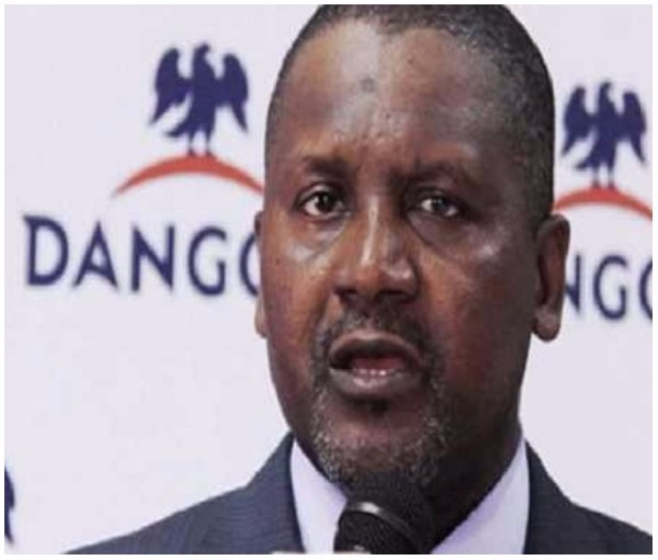 Dangote begs public to help monitor truck drivers …sets up hotline for reports