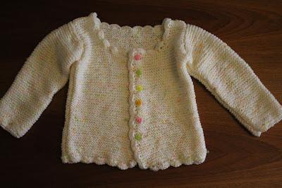 Sweterek dla 3-latki
