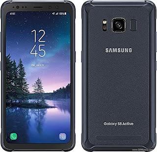 Spesifikasi Samsung Galaxy S8 Active