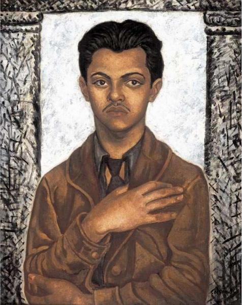 Retrato de Díaz Niese, 1936