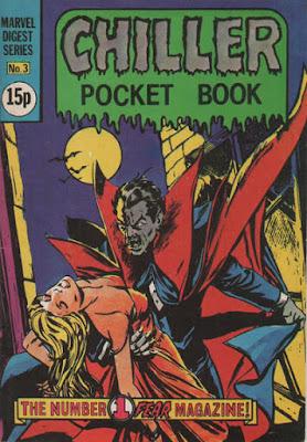Chiller Pocket Book #3, Dracula