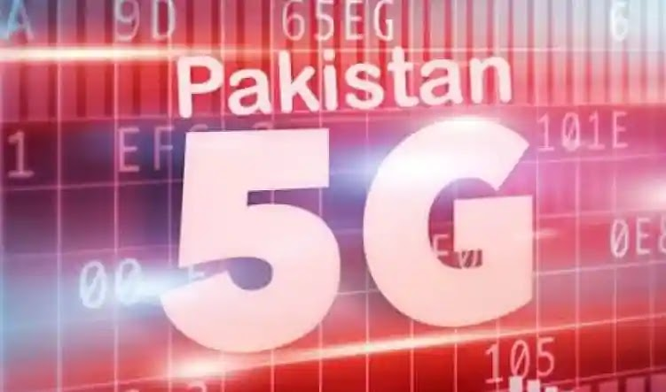 Pakistan Set to Launch 5G by the End of 2022