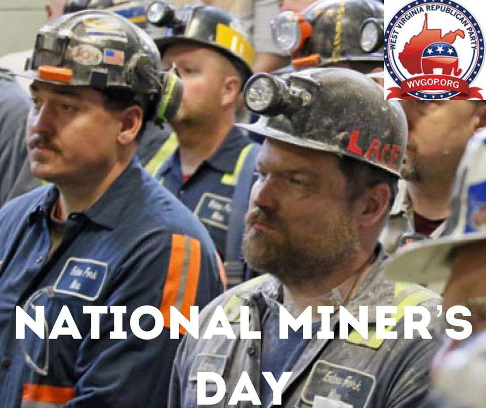 National Miners Day Wishes Unique Image