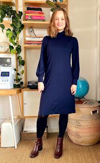 Merino Jersey Fibre Mood Daniella Dress