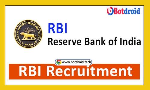 RBI Security Guard Recruitment 2021, Apply Online for 241 Job Vacancies