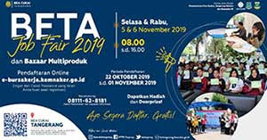 Job Fair Tangerang November