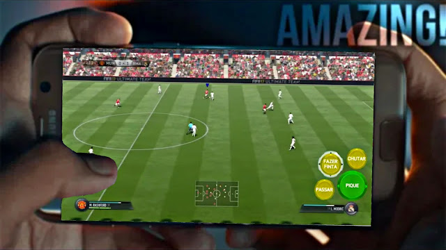 FIFA 19 MOD FIFA 14 Android Offline Latest Transfer UpdateHD Graphics