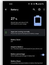 Pixel 4a 5G Battery Size