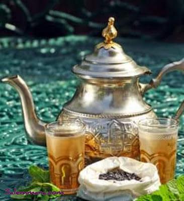 شاي التنحيف المعجزة